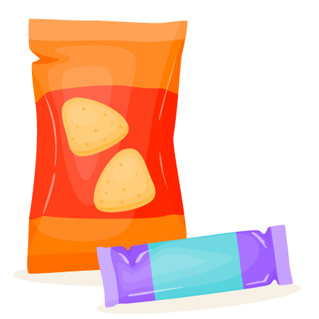 Производство упаковки для кондитерских изделий
