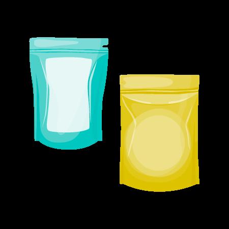 Упаковка для сублимированных продуктов