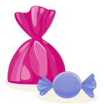 Производство упаковки для конфет с twist-эффектом